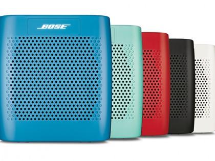 Lleva tu música donde quieras!! Bose Soundlink Color